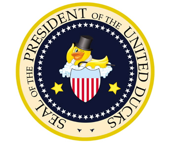 Barack Obama Limited Edition Rubber Duck Collectibles