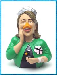 Lisa Lampanelli Rubber Ducky - Collectibles and Promotional Gifts