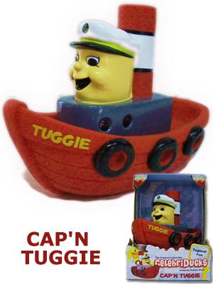 Custom Toys - Capn Tuggie