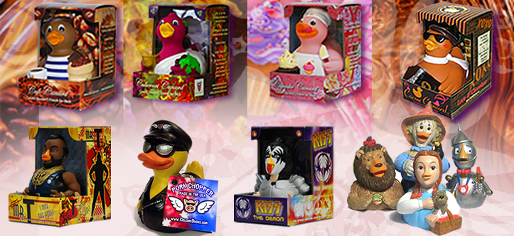 Buy CelebriDucks Rubber Duck Collectibles