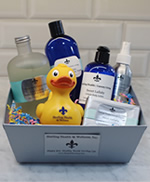 Promotiona ducks for sterling health
