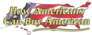 How to buy American Made Products