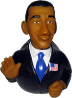 Our Barack Obama Rubber Duck CelebriDuck arrived this weekend!