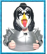 Gene Simmons - KISS rubber duck