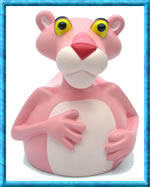 Pink Panther Rubber Duck CelebriDuck
