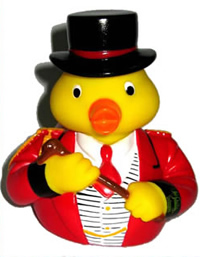 Straight from Peabody Hotels - The Peabody Duckmaster