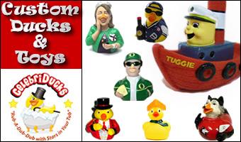 CelebriDucks, Rubber Duck Celebrities