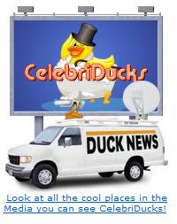 CelebriDucks - Rubber Duck Collectibles Media
