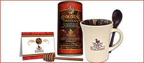 Cocoa Canard Hot Chocolate Gift Set